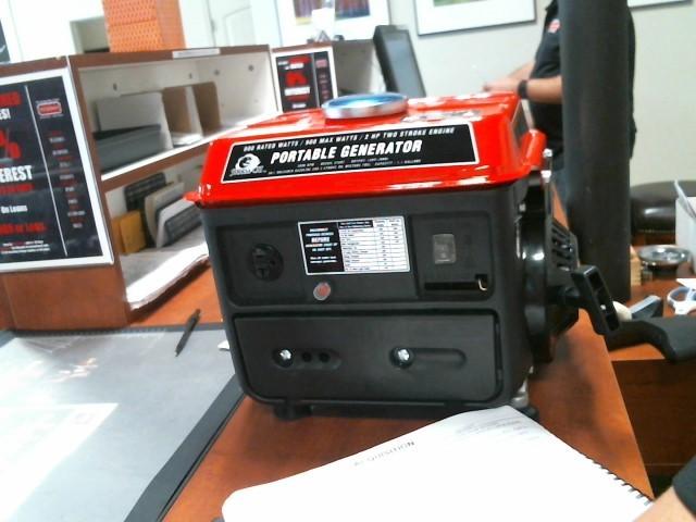 STORM CAT GENERATOR Generator 60338