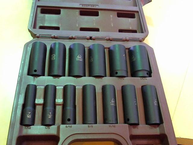 MATCO TOOLS Combination Tool Set SCDP136V