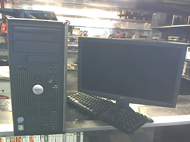 DELL PC Desktop OPTIPLEX 755