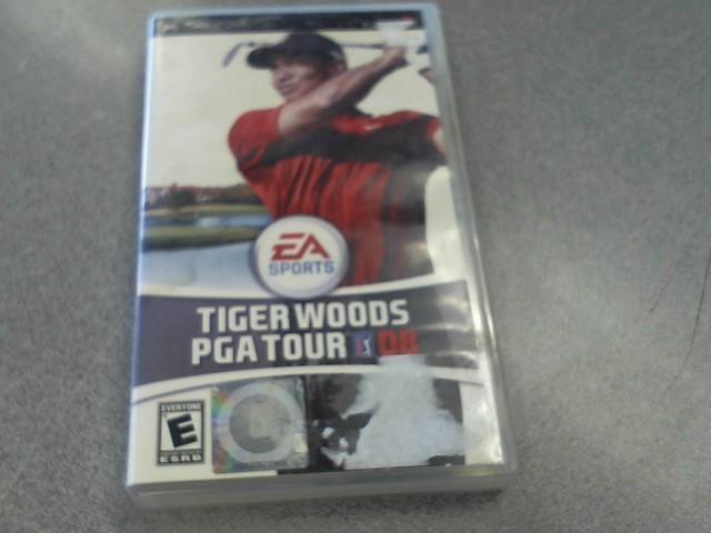 SONY Sony PSP Game PSP TIGER WOODS PGA TOUR 08