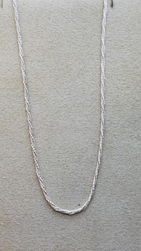 "16"" Silver Chain 925 Silver 3.2g"