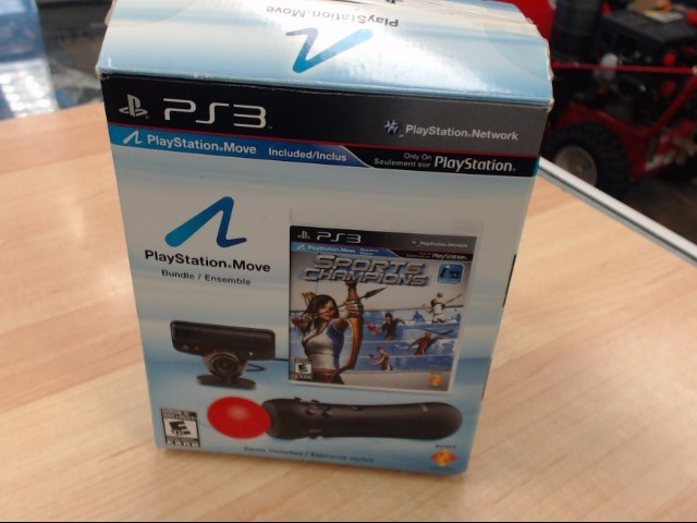 SONY Video Game Accessory PS3 - PLAYSTATION MOVE NAVIGATION CONTROLLER