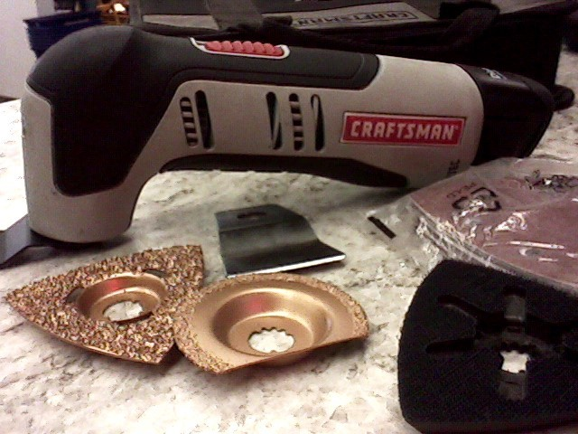 CRAFTSMAN NEXTEC MULTISAW (NO CHARGER)