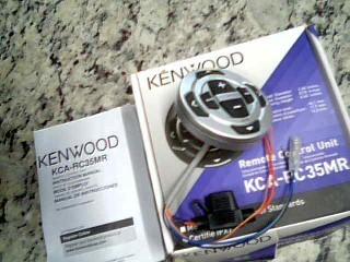 KENWOOD Car Audio KCA-RC35MR