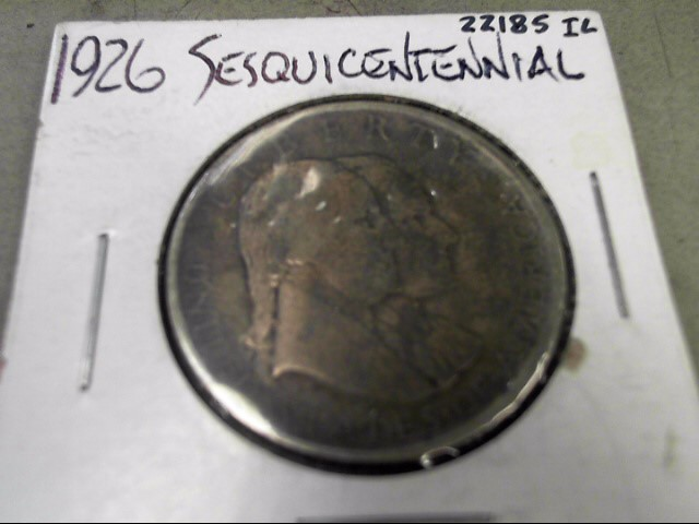UNITED STATES Silver Coin 1776-1926 SESQUINCENTENIAL