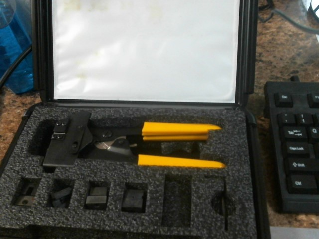 SARGENT Miscellaneous Tool 7500 TELA-CRIMP