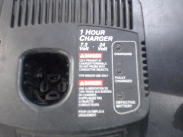 CRAFTSMAN Battery/Charger 1425301