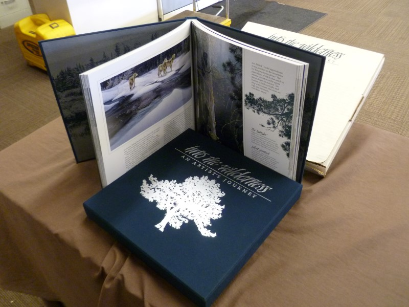 PAINTINGS/PHOTO BOOK/SIGNED COPY