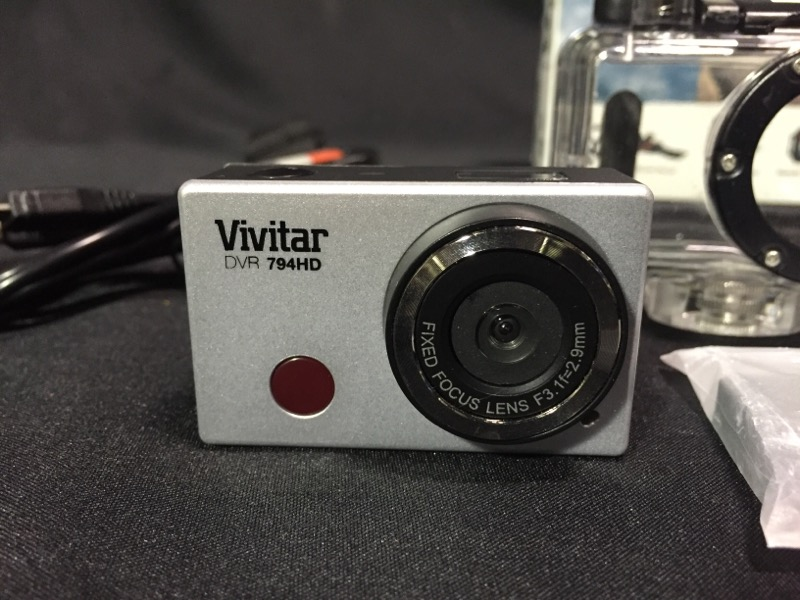 VIVITAR Digital Camera DVR 794HD