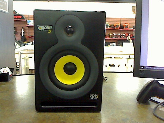 KRK SYSTEMS Monitor/Speakers ROKIT 5