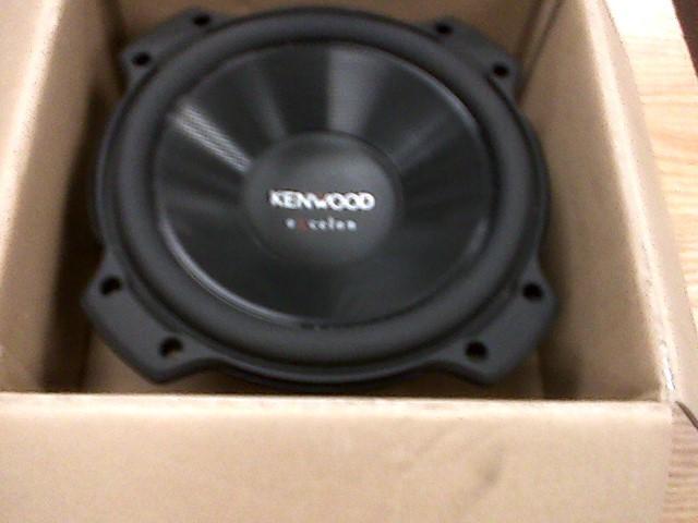 KENWOOD Car Speakers/Speaker System KFC-XW1005DB