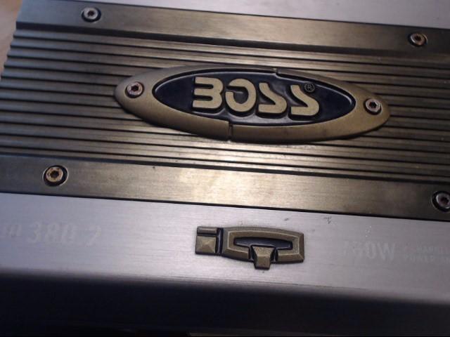 BOSS Car Amplifier GT 380