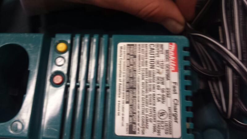 MAKITA 6201D CORDLESS DRILL