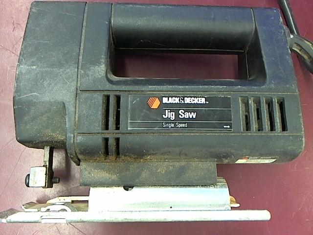 BLACK&DECKER Jig Saw JIG SAW 7543