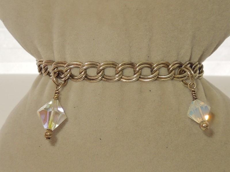 Silver Fashion Bracelet 925 Silver 12g