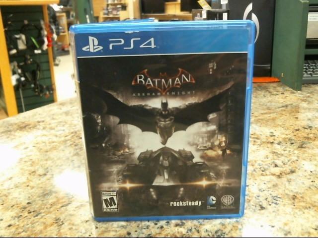 SONY Sony PlayStation 4 Game BATMAN ARKHAM KNIGHT - PS4