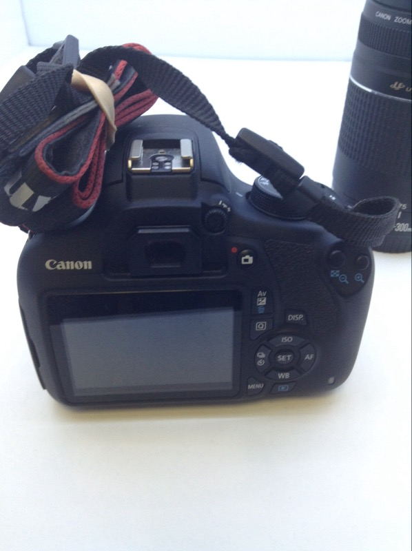 CANON Digital Camera DS126491 EOS REBEL T5 DIGITAL CAMERA W. EFS 18-55M