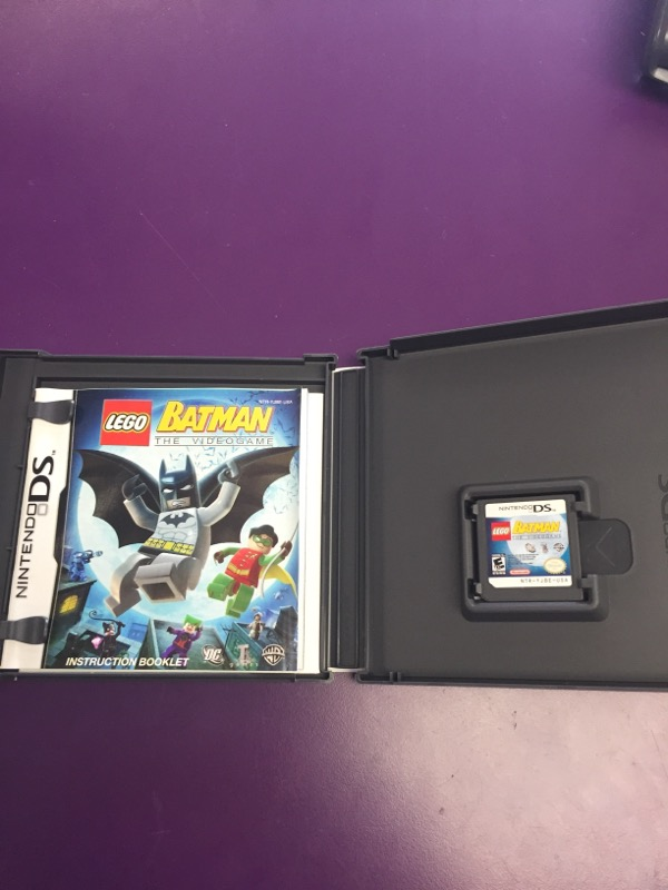 Nintendo DS Game DS LEGO BATMAN