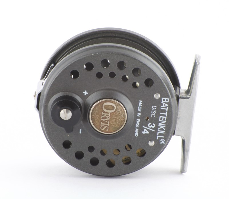 ORVIS Fishing Reel BATTENKILL REEL