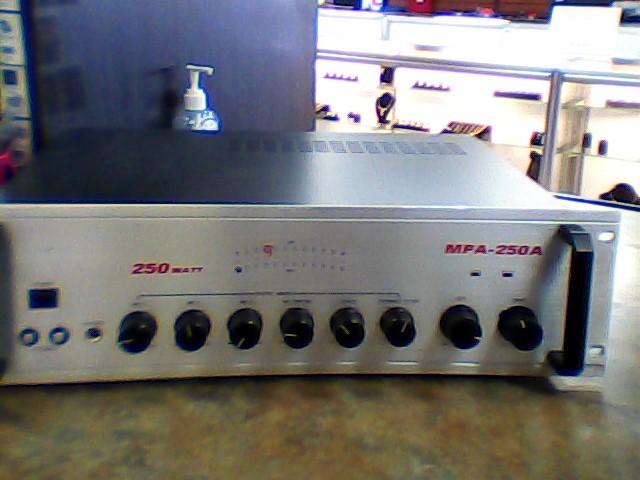 OPTIMUS Vintage Amplifier MPA-250A