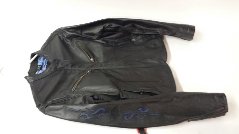 HARLEY DAVIDSON Clothing WOMENS MEDIUM LEATHER JACKET