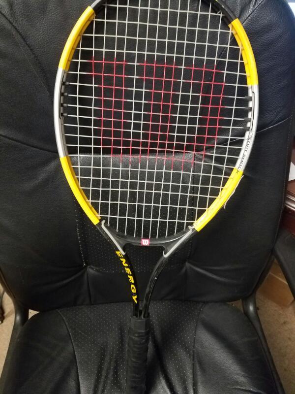 WILSON SPORTING GOODS Tennis TENNIS RAQUET