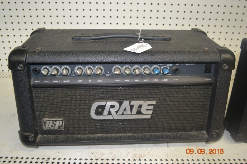 CRATE AUDIO Electric Guitar Amp DSP GFX-15