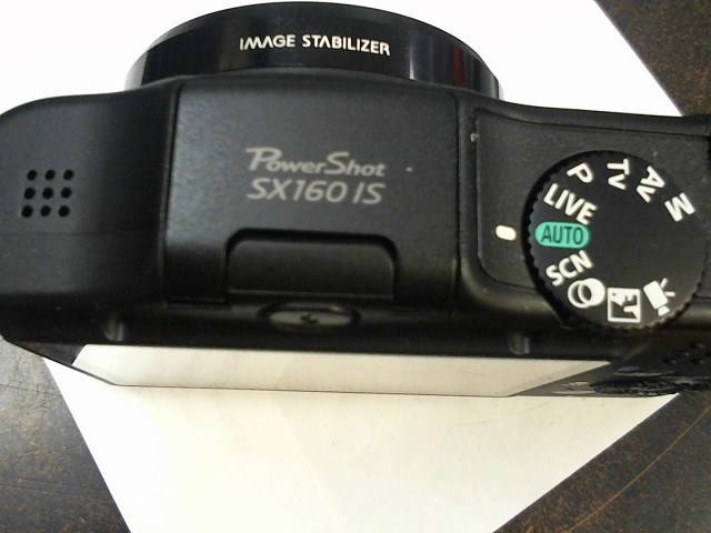 CANON Digital Camera POWERSHOT SX160 IS