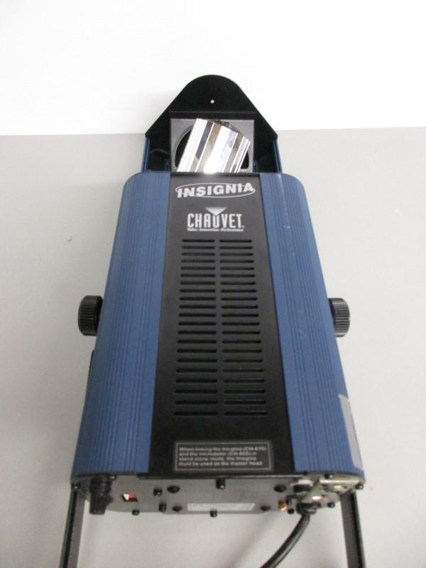 CHAUVET CH-610 INSIGNIA BARREL SCANNER LIGHT