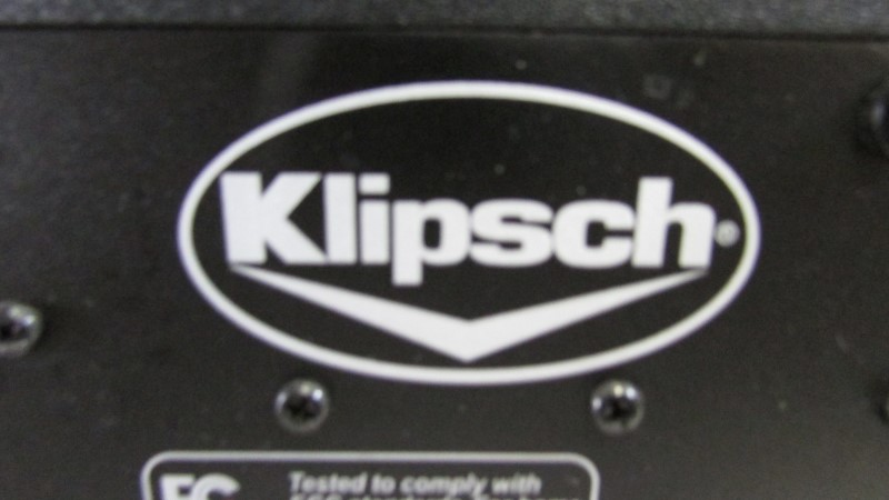 KLIPSCH Speakers/Subwoofer SUB12