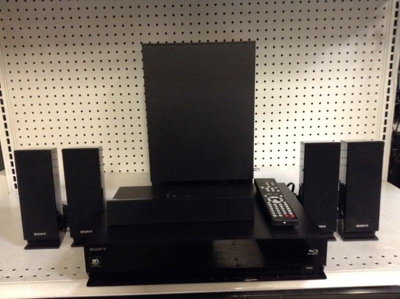 SONY Surround Sound Speakers & System HBD-E570