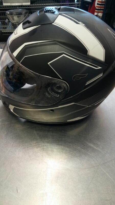 FULMER HELMETS Motorcycle Helmet ECE 22-05