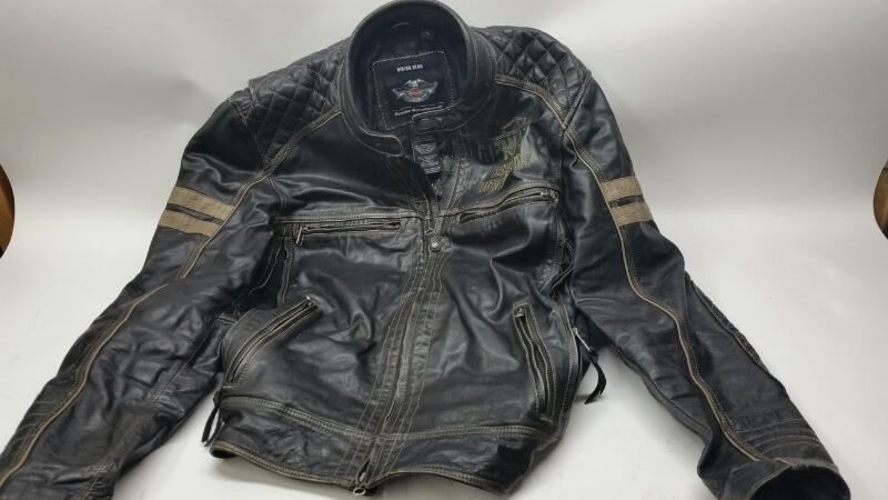 Harley Davidson Coat - XL