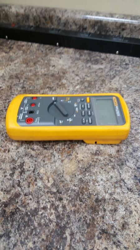 Fluke 88v Automotive Multimeter Meter