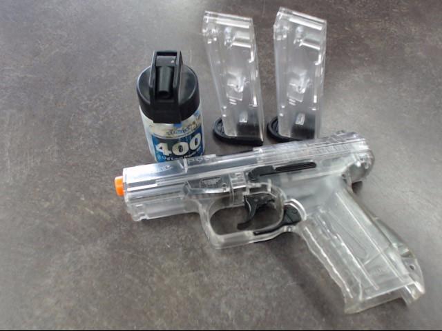 WALTHER ARMS Air Gun/Pellet Gun/BB Gun P99 COMPACT BB GUN