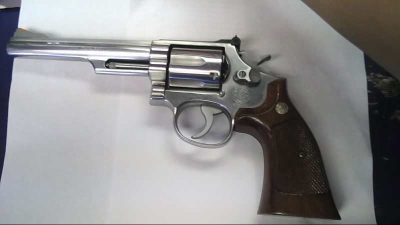 SMITH & WESSON Revolver 66