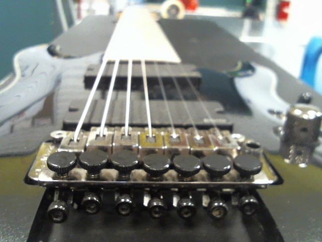 SCHECTER Electric Guitar DAMIEN ELITE 7