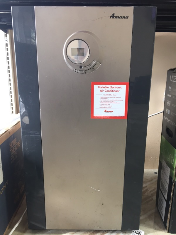 AMANA AP148D5    AC UNIT GREY