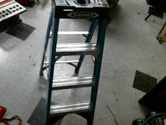 WERNER LADDER Ladder FS104 LADDER