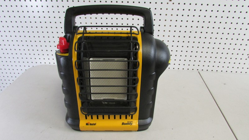 mr heater portably buddy mh9bx