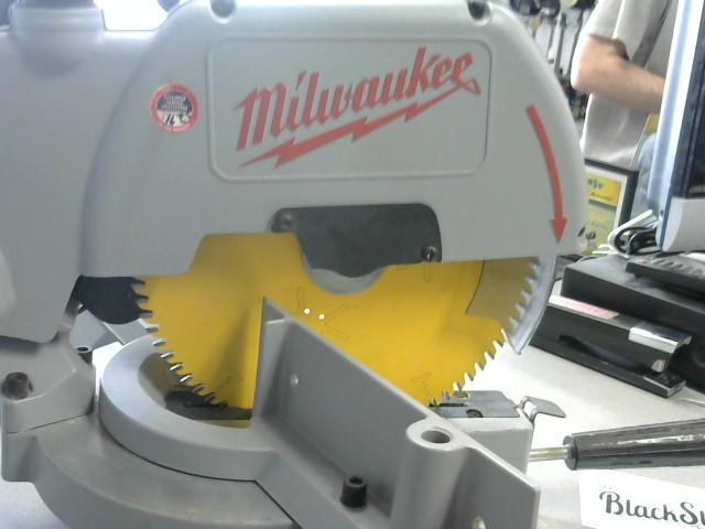MILWAUKEE Miter Saw 6490 MAGNUM