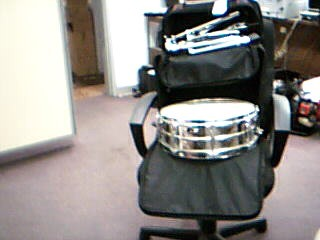 LUDWIG Drum SNARE DRUM AND STAND