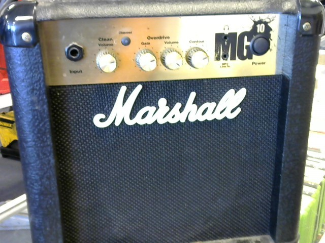 MARSHALL Electric Guitar Amp MG10