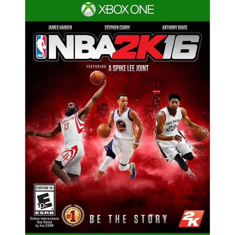 Xbox One: NBA 2K16