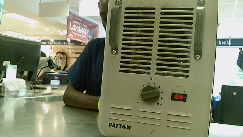 PATTON ELECTRIC HEATER PUH680