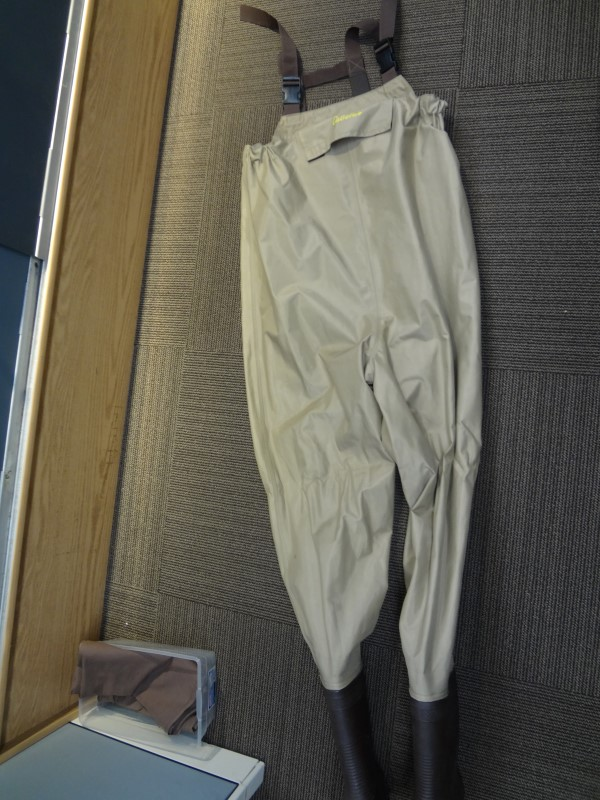 CABELAS MISC FISHING GEAR WADERS