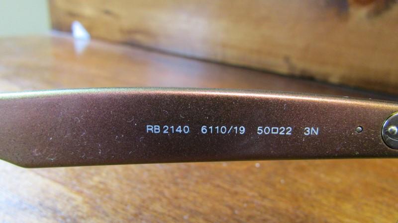 RAY-BAN Sunglasses RB2140