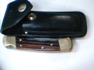 BUCK KNIVES Pocket Knife 110