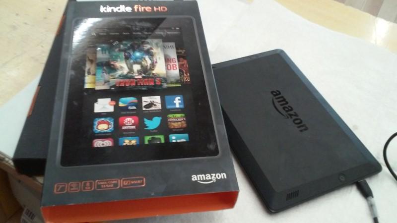 AMAZON Tablet KINDLE FIRE HD 16GB