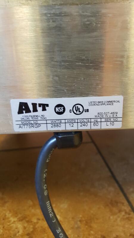 AIT AIT75RGP